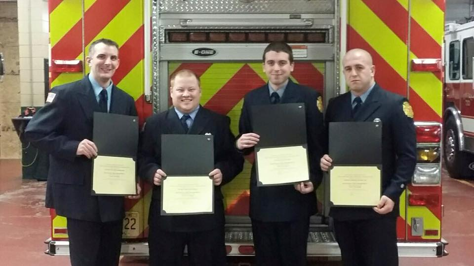 Annual Gloucester County Fire Chief's and Fire Officer's Association Banquet and Awards