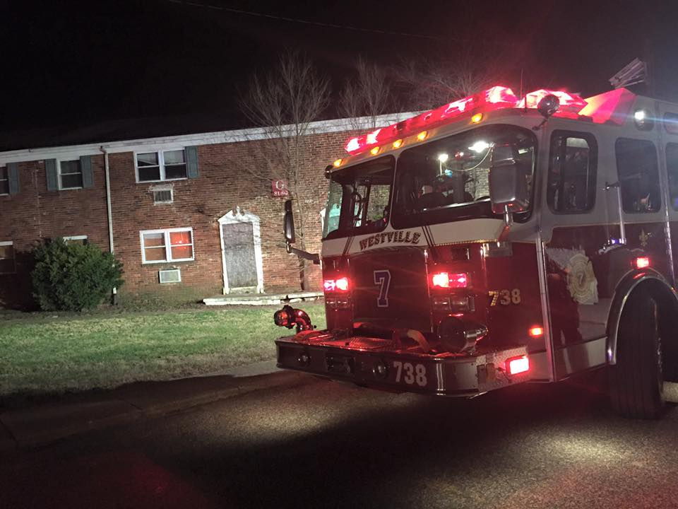 Multiple Dwelling Fires  in Gloucester City in 5 Hours