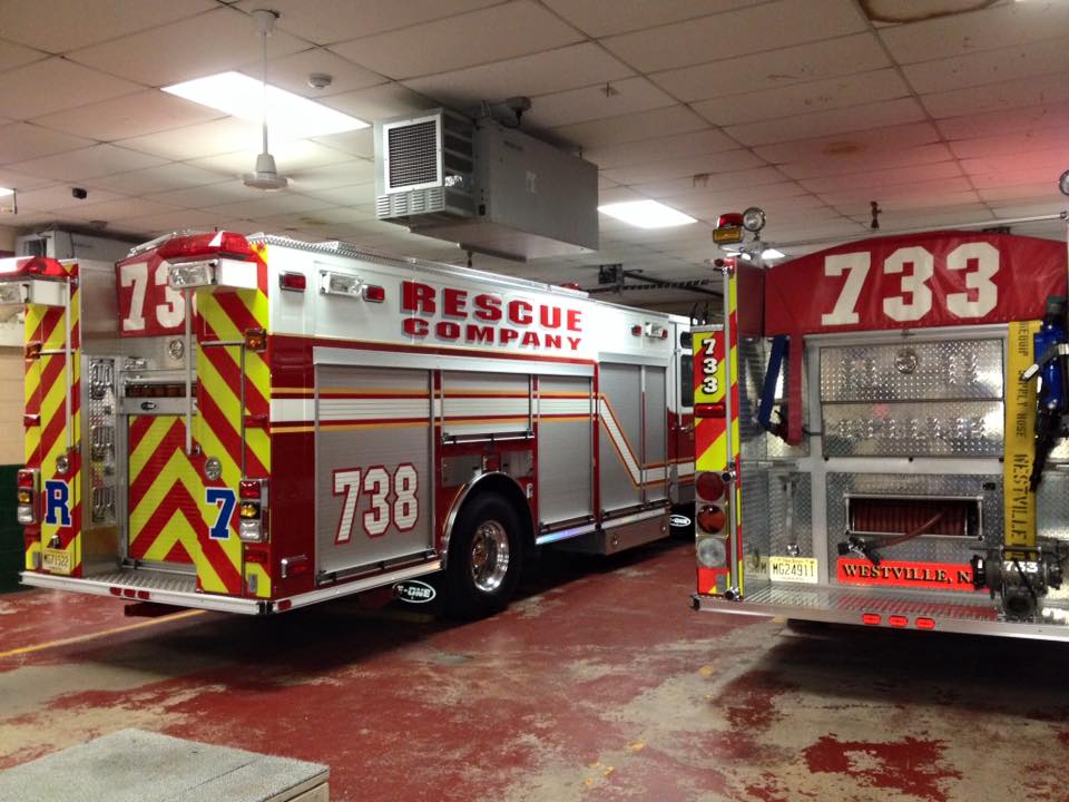 Engine and Rescue become NFPA Compliant