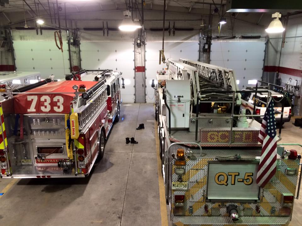 Engine Company covers Gloucester City