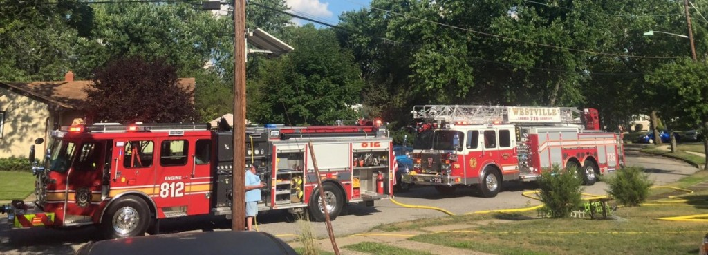 Engine, Ladder and Chief respond on National Park box alarm