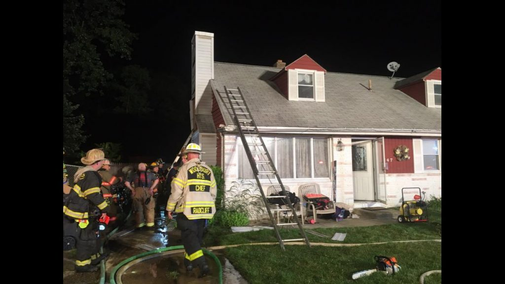 Busy Night in Deptford Twp. – 2 Working Fires.