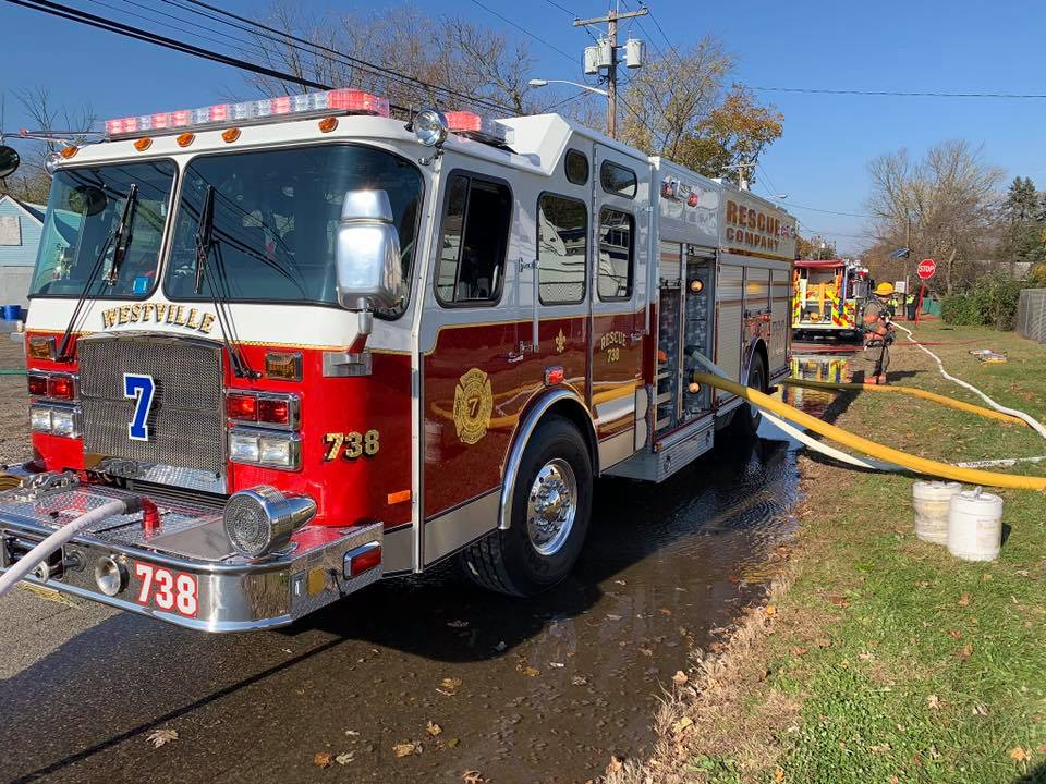 Gloucester County Hazmat team conducts drill in town